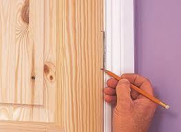 Interior Door Fitting How To Hang An Door Ideas Advice Diy At B Q