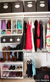 attractive organization of closet 30 closet organization ideas