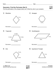 geometry u0026 shapes free children u0027s worksheets u0026 educational books