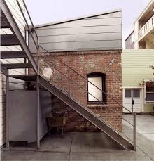 Guest House Designs Tiny Industrial Style Guest House Conversion