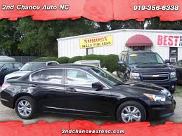 2nd honda cars used cars sanford nc used cars trucks nc 2nd chance auto nc