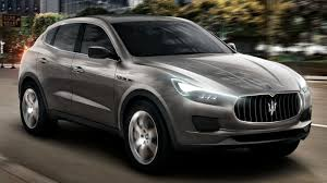 maserati truck maserati suv production planned for 2015