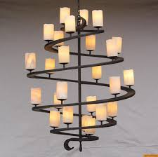 lights of tuscany 9025 25 spiral contemporary wrought iron