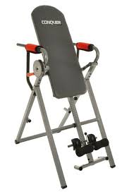 How Long To Use Inversion Table Amazon Com Conquer 6 In 1 Inversion Table Power Tower Home Gym