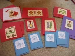 cards free cross stitch patterns
