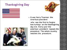 the date of the first thanksgiving