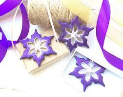 purple ornaments etsy