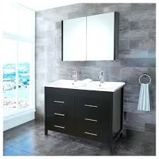 40 Bathroom Vanities Wonderful 40 Inch Single Sink Bathroom Vanity In Black