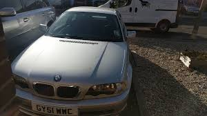 bmw 318ci 2001 2001 bmw 318ci in eastbourne east sussex gumtree