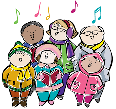 christmas carolers christmas cliparts carolers cliparts zone