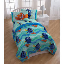Disney Princess Twin Comforter Disney Finding Dory Bed In A Bag 5 Piece Twin Bedding Set With