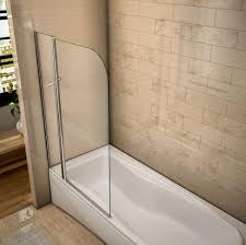 1000x1400mm chrome 240 pivot bath shower screen 6mm glass over 1000x1400mm chrome 240 pivot bath shower screen 6mm glass over double door panel