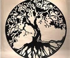 tree of b w stencil 2 favorite 2 oak tree
