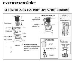 si e v o b cannondale kp017 evo si expanding compression wedge bikeradar forum
