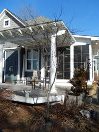 Polycarbonate Porch by Winter Is The Best Time To Build Your New Greensboro Area Porch Or
