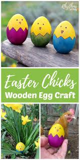 diy easter wooden egg craft rhythms of play