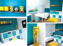 chambre d enfant bleu amenagement chambre garcon daccoration chambre enfant bleu et