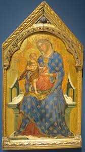martini virgin madonna and child u0027 by paolo veneziano norton simon museum обо