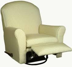 recliner glider chair nursery living room wingsberthouse glider