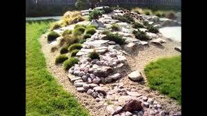 best rock garden landscaping ideas youtube