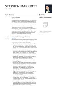 Resume Examples For Bartender by Chief Engineer Resume Samples Visualcv Resume Samples Database
