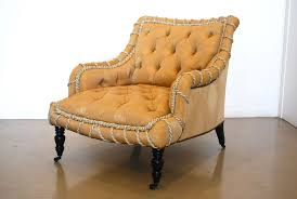 classic design classic french tufted chair
