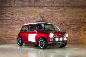 build a new car david brown automotive will build you an all new classic mini