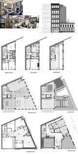 89 best town house floor plans images on pinterest architecture
