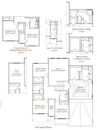 ellington floor plan winchester at ellington village westport homes