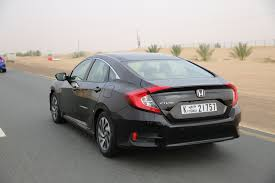 honda civic 2016 honda civic 2016 first drive saudi arabia yallamotor