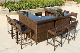 gorgeous patio bar furniture residence decorating concept furniture