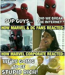 Funny Superhero Memes - lol i love how stark is in that picture lol the flash barry