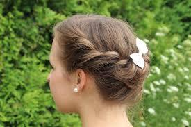 Hochsteckfrisurenen Mit D Nen Haaren by Sommerfrisur Für Mittellange Haare
