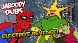 Retro Spiderman Meme - 60 s spider man dubs electro s revenge youtube