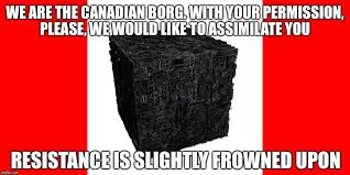 Canadian Meme - we re sorry imgflip