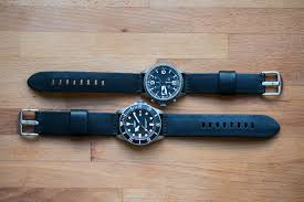 Most Rugged Watch Product Highlights Black Straps Rolls Folds And More Worn U0026 Wound