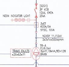 apa itu single line diagram rekayasa listrik
