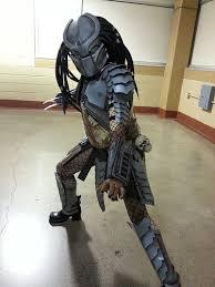 Judge Dredd Halloween Costume Predator Costume 10yr Daughter Photos
