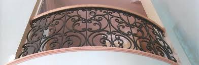 artistic ornamental railings iron works new pa