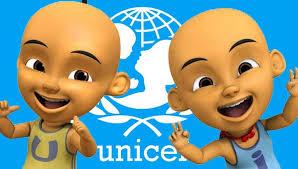 Upin Ipin Upin And Ipin In Unicef S Project The Mole