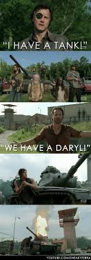 Daryl Walking Dead Meme - 15 the walking dead memes from season 4