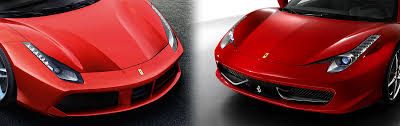 ferrari 458 back new 2015 ferrari 488 gtb vs 458 italia u2013 side by side comparison