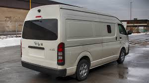 toyota hiace 2015 armored hiace bulletproof toyota van the armored group