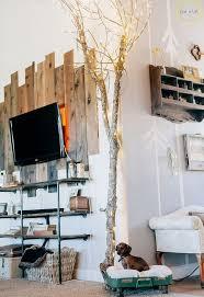 copper room decor copper and wood tree as living room decor hometalk