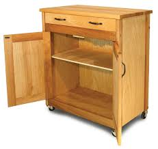 kitchen carts and islands crosley furniture natural wood top