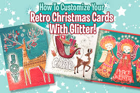 retro christmas cards retro christmas card company