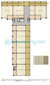 Floor Plan For A Restaurant by Azure Residence Version 2 Floor Plans Justproperty Com