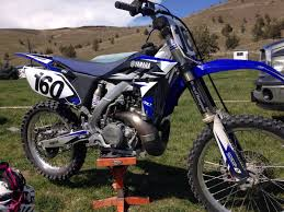 Madras Craigslist by 2010 Yz250f With 06 Yz 2 Stroke 250 Wedged In Moto Related
