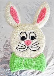 easter bunny cake mold homan at home