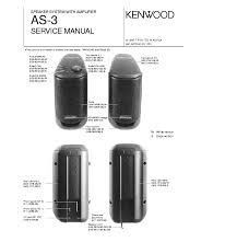 kenwood kac 729s service manual download schematics eeprom